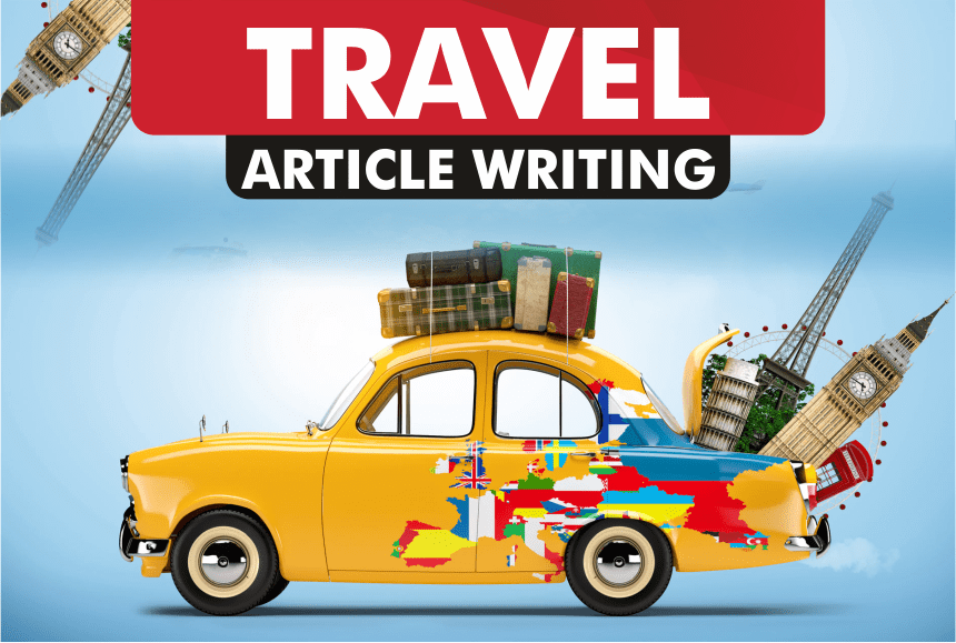 travel article, write for travel blog