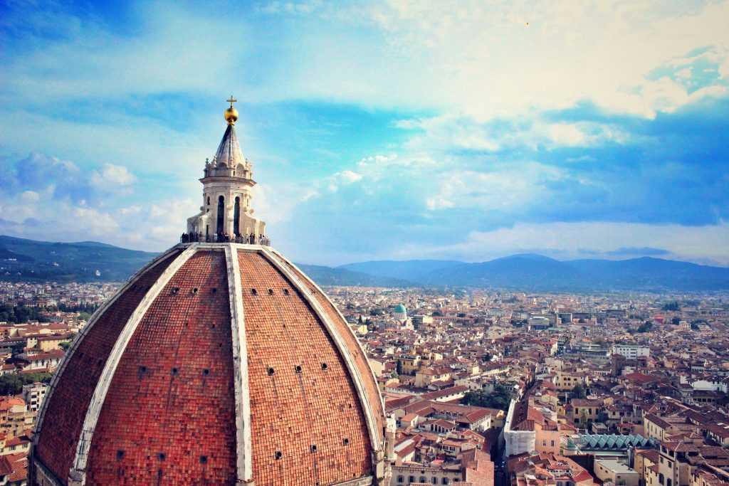 Top places in Italy, Florence