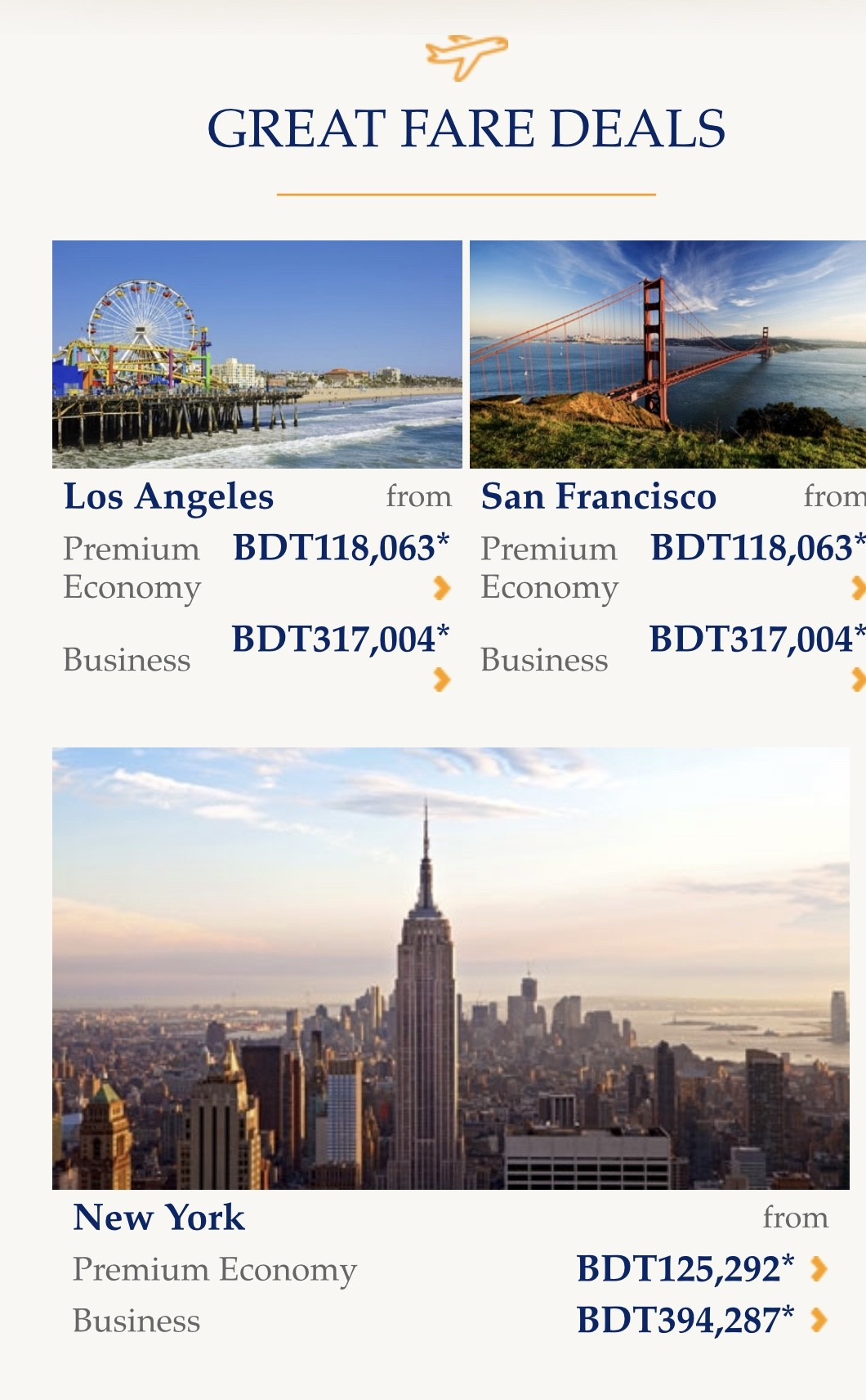 Non-stop flights between Singapore and USA