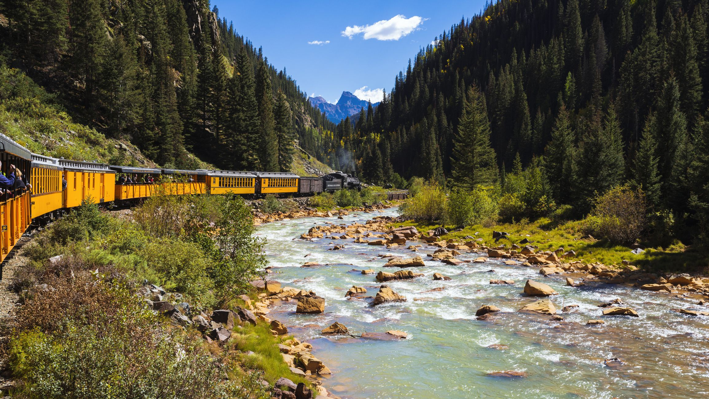 Rockies road trip: driving Colorado in the summer | Travel