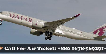 Qatar Airlines Dhaka Office!