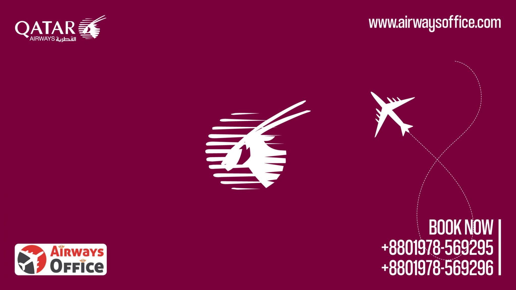 Qatar Airways Sales Office Dhaka, Bangladesh