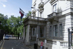 CONGOLESE EMBASSIES AND CONSULATES