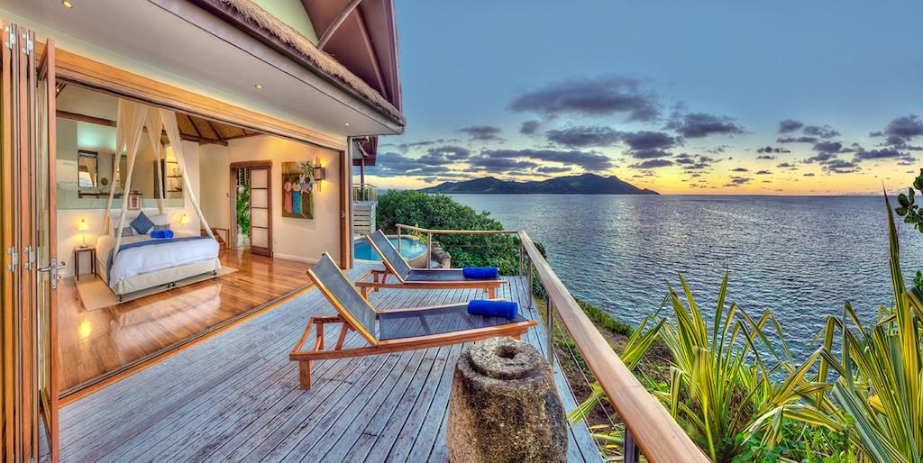 5 best resorts in fiji