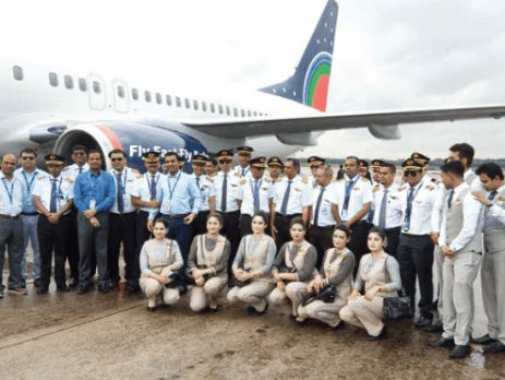 US-Bangla Airlines Celebrates 4 Years
