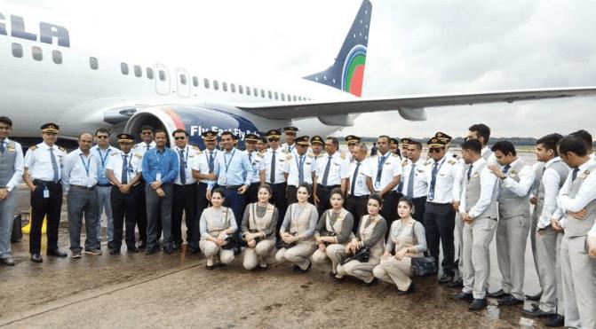 US-Bangla Airlines Celebrates 4 Years