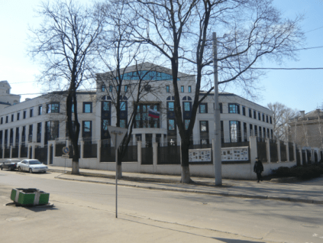 MOLDOVAN EMBASSIES AND CONSULATES