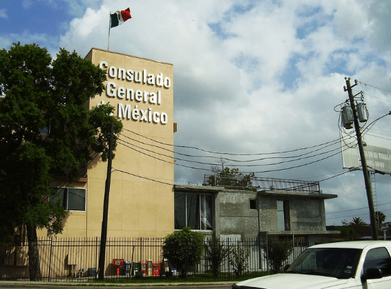 MEXICAN EMBASSIES AND CONSULATES