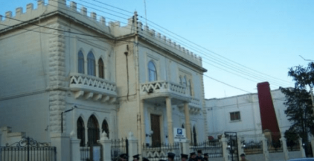 LIBYAN EMBASSIES AND CONSULATES