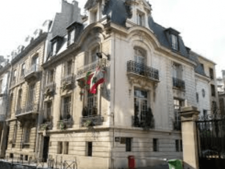 LEBANESE EMBASSIES AND CONSULATES