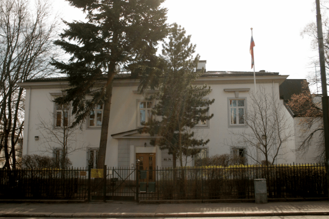 NORWEGIAN EMBASSIES AND CONSULATES