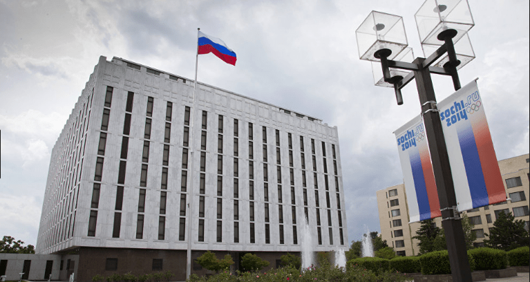 RUSSIAN EMBASSIES AND CONSULATES