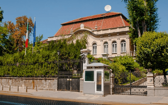 BULGARIAN EMBASSIES AND CONSULATES