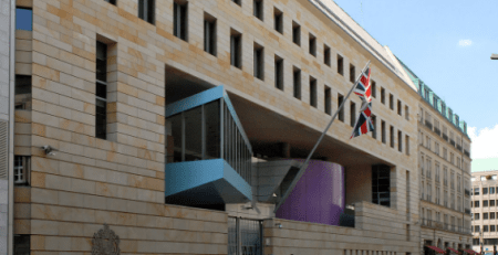 BRITISH EMBASSIES AND CONSULATES