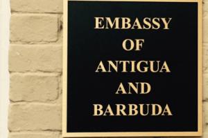 ANTIGUAN & BARBUDAN EMBASSIES AND CONSULATES