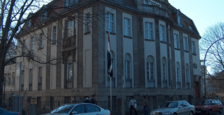 SYRIAN EMBASSIES AND CONSULATES