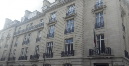 SUDANESE EMBASSIES AND CONSULATES