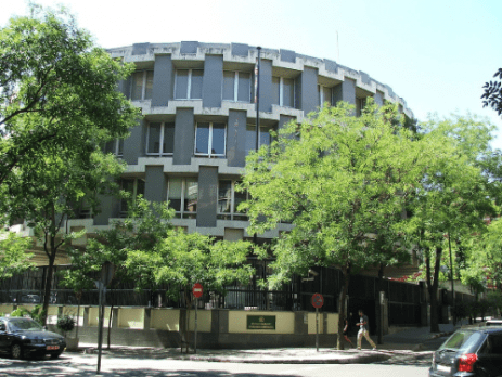 EMBASSIES IN INDIA