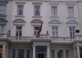 Albanian Embassies and Consulates