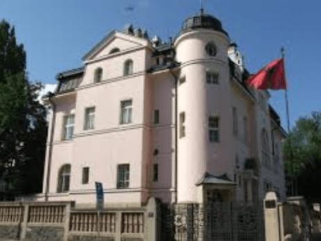 Embassy of Argentina in Albania