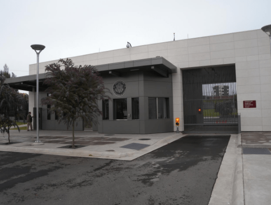 ECUADORIAN EMBASSIES AND CONSULATES