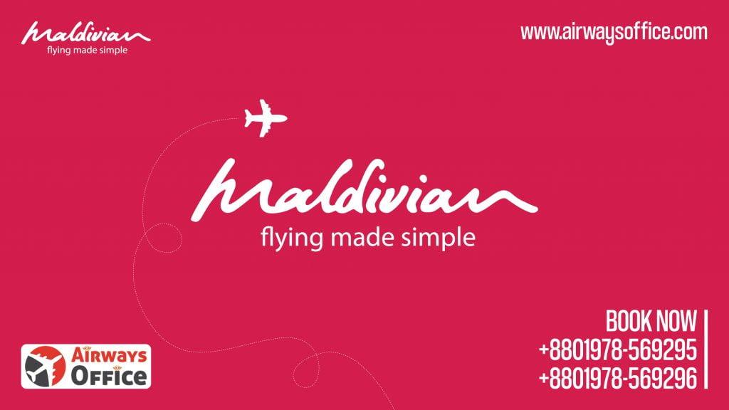 Maldivian || Air Ways Office, Dhaka Office