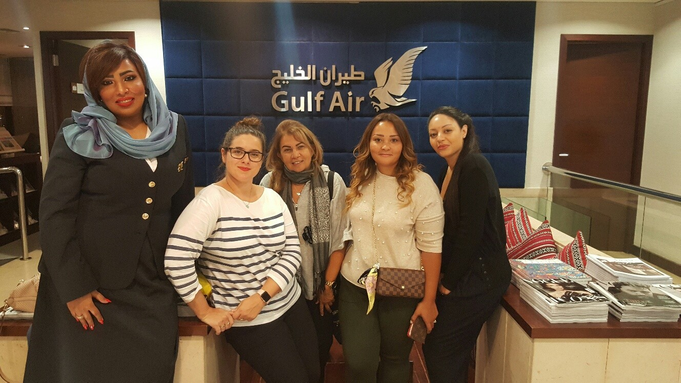 Gulf Air sales office bangladesh