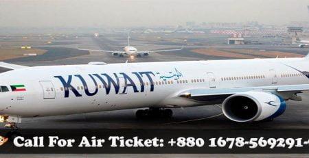 Kuwait Airways Dhaka Office
