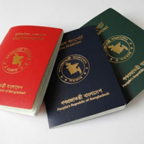 Bangladesh Passport Information