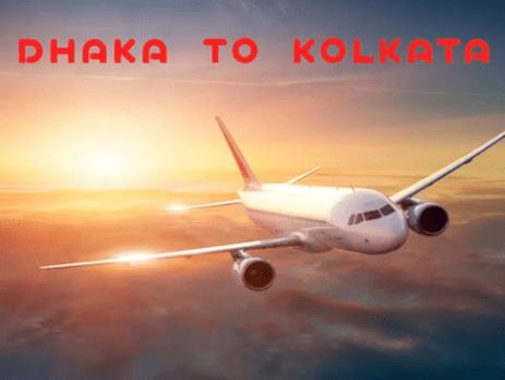 Kolkata To Dhaka Best Air Ticket Offer