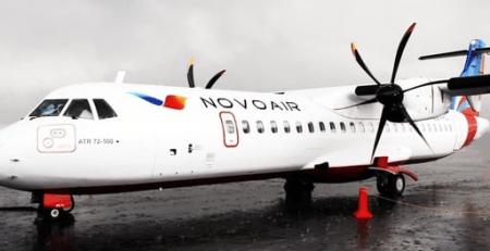 Novo Airline Flights schedules and air tickets price