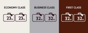 Saudia Airline Baggage Information for All Flights