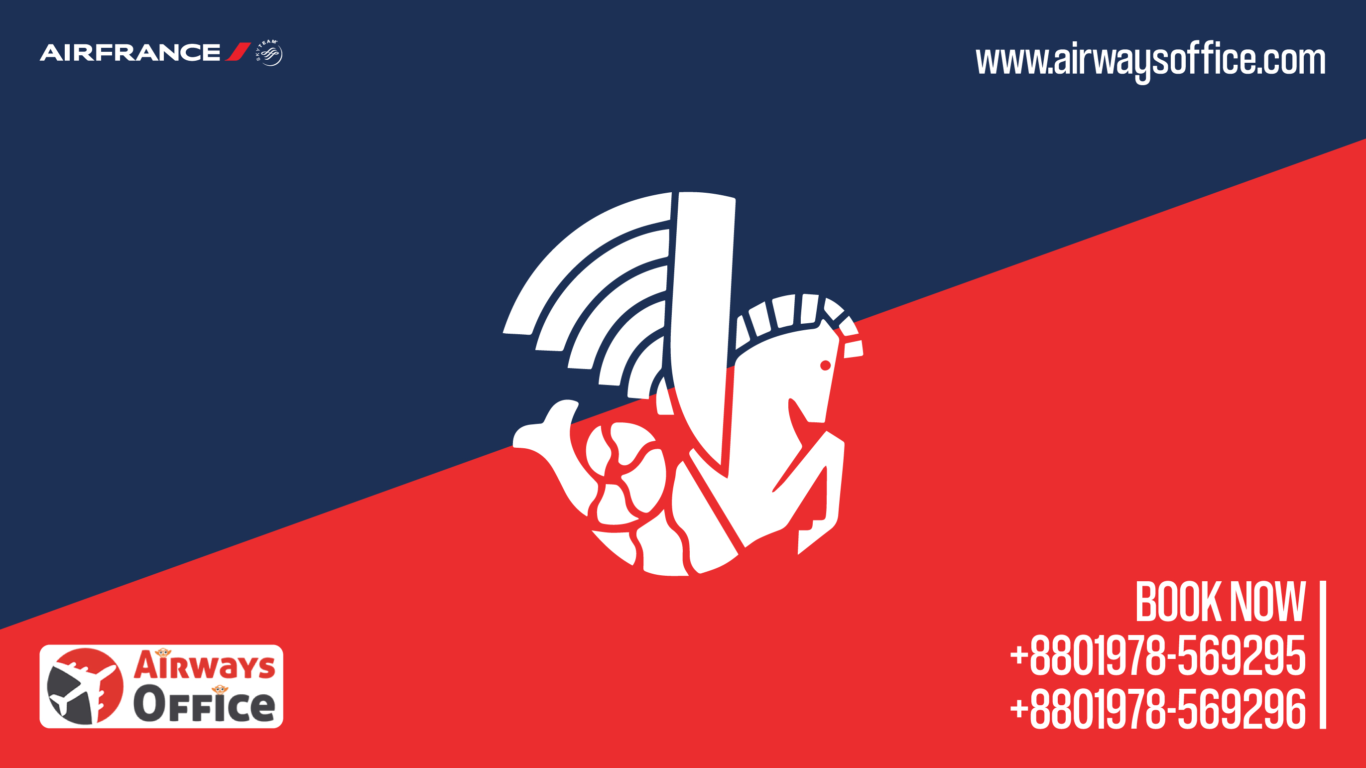 Air France Dhaka Office | Sales Agent