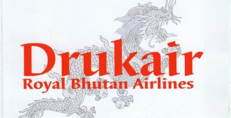 Druk Air (Royal Bhutan Airlines) Fare Chart