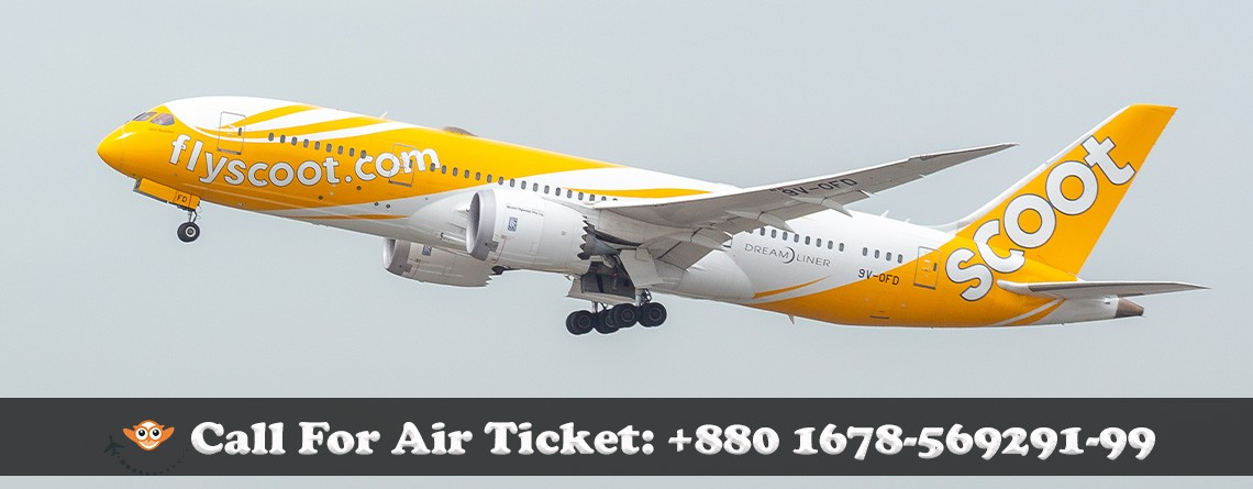scoot jet airline Information