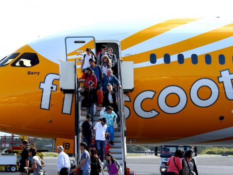 Scoot Airline Dhaka Sales Office
