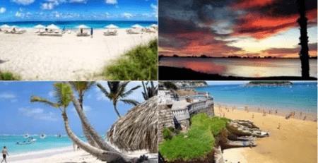 World 's Top 10 Beaches —2018