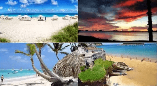 World 's Top 10 Beaches —2018