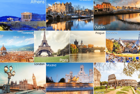 World's Top 20 Destinations —2018