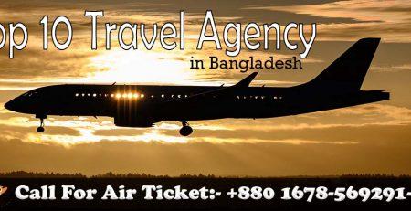 Top Travel Agency at Dhaka in Bangladesh