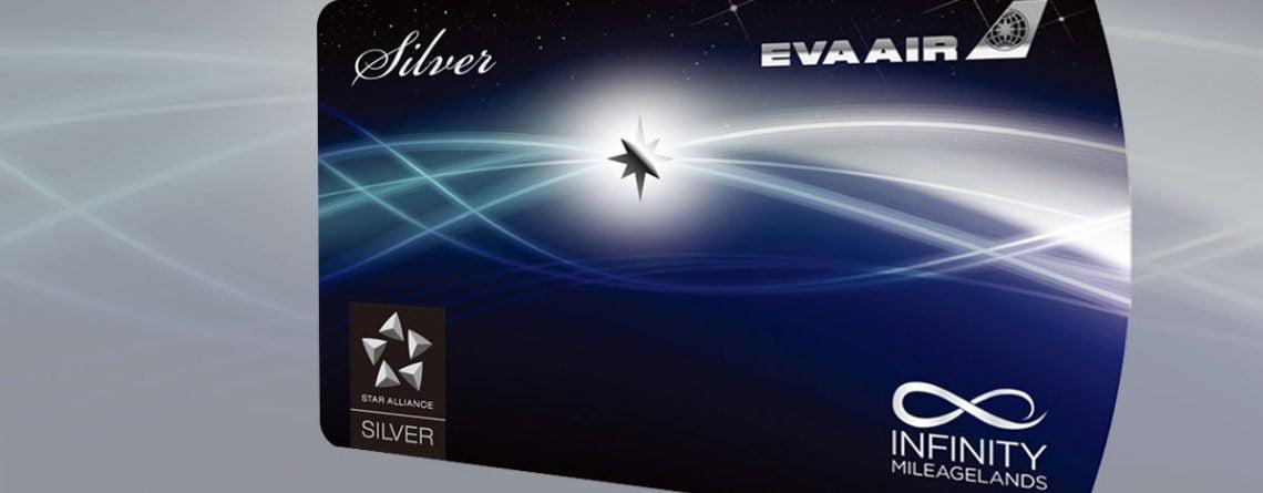 EVA Air Mileage Card