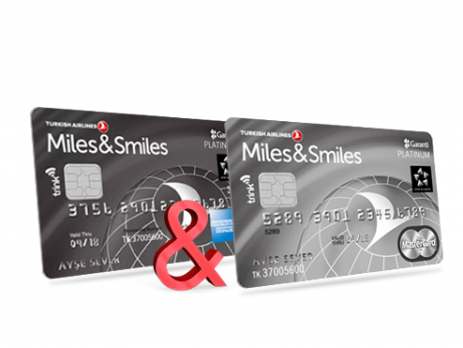 Turkish Airline Miles&Smiles Card