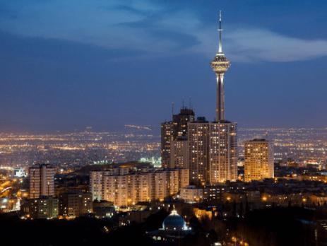 Top places in Iran, Tehran