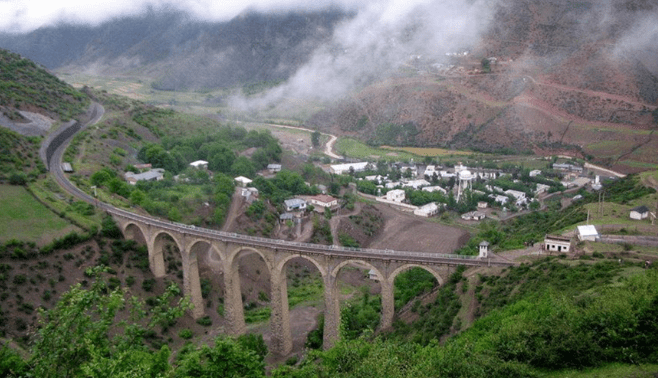 Top places in Iran, Sari