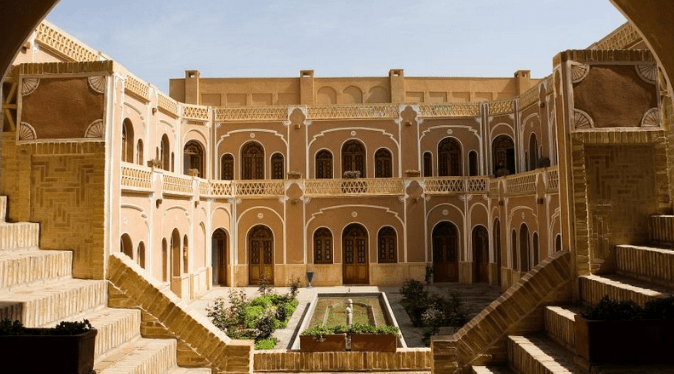 Top places in Iran, Yazd