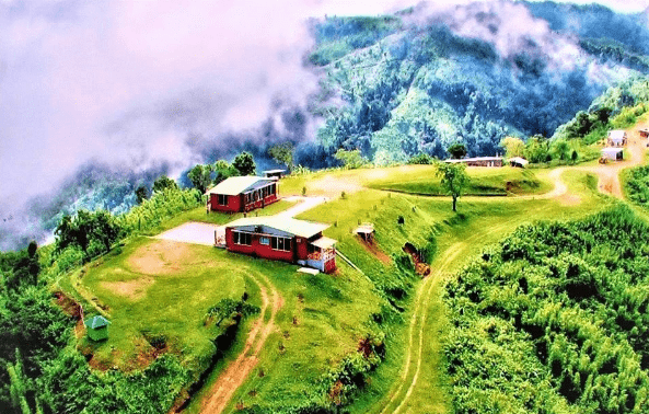 Top places in Bangladesh, Nilgiri, Bandorban