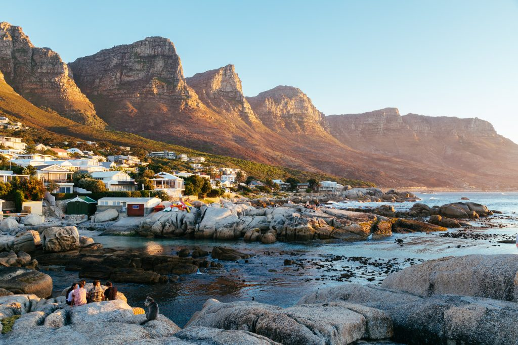 Top places in south africa , cape town