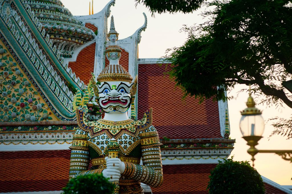 Top places in Thailand, BANGKOK
