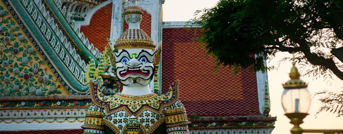Top places in Thailand, BANGKOK