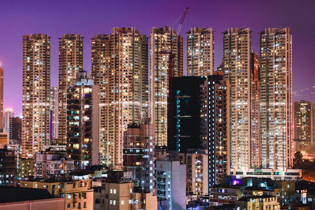 Top places in China , Hong Kong